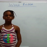 MUST WATCH!!! YOUNGEST MATHEMATICS LECTURER EVER SOLVES WORD PROBLEM